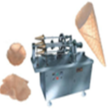 Ice cream rolled sugar cone baking machine/ making machine