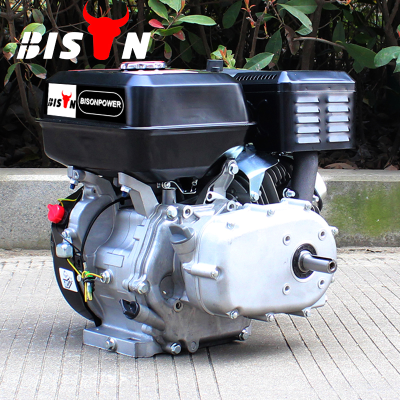 BISON China Taizhou BS390 Gasoline Pertrol Generator 15hp Engine Clutch