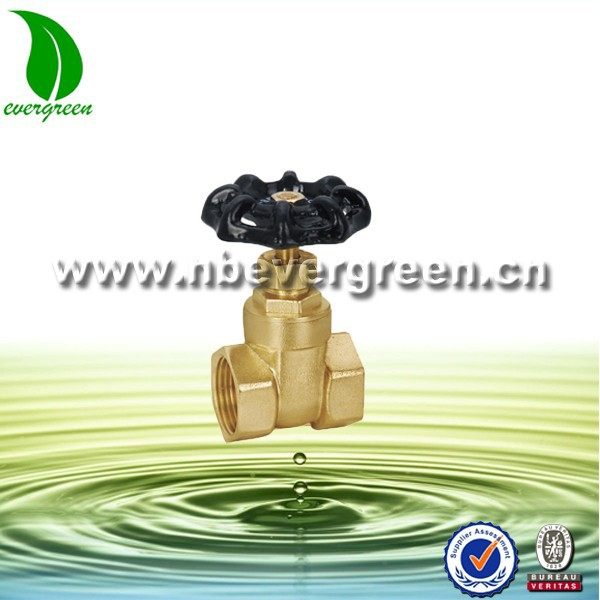 Gas and oil stem gate relief valve
