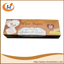 food grade printed wax paper for wrapping fruit