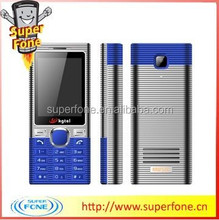 2.4 inch fashion long time battery mobile cheap high quality mobile phone(K100+)