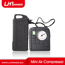 high performance portable air pump tire inflator 12 volt car air compressor