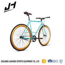 Small order allowed Aluminum single speed Alloy fixie bicycle