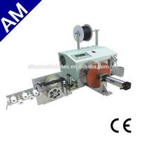 AM105 cable wire bundling machine/tape winding machine
