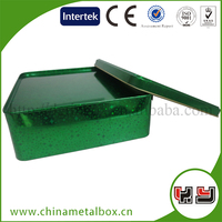 Various Types Chocolate Package Window Gift Box With Lid