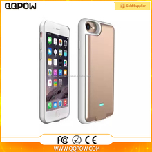 QQPOW SPX-P139 wallet battery case for iphone 5 ,for iphone 5 battery charger case, external battery for iphone 5 battery case