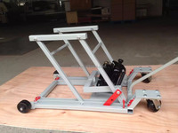 OEM Available Hydraulic Motorcycle Repair Stand Repair Table Repair Lift with Epoxy Powder Coated Welded Steel
