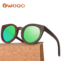 2018 Eco Friendly CE Approved Wooden Sunglasses Bamboo In Bulk Polarized UV400