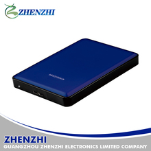 Protective 2.5 external hard drive enclosure storage HDD case