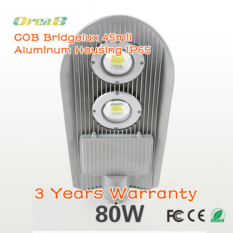 high power efficiency 80w led light price list for Road Light