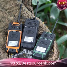 L8 rugged phone with walkie talkie ,very long standby time