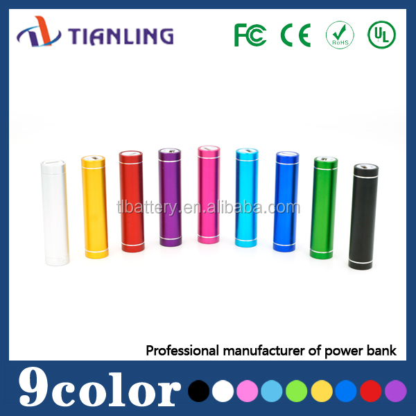 portable charger power bank for all kind electronic device USB charger