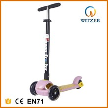3 wheel swing three wheel scooter with pedal