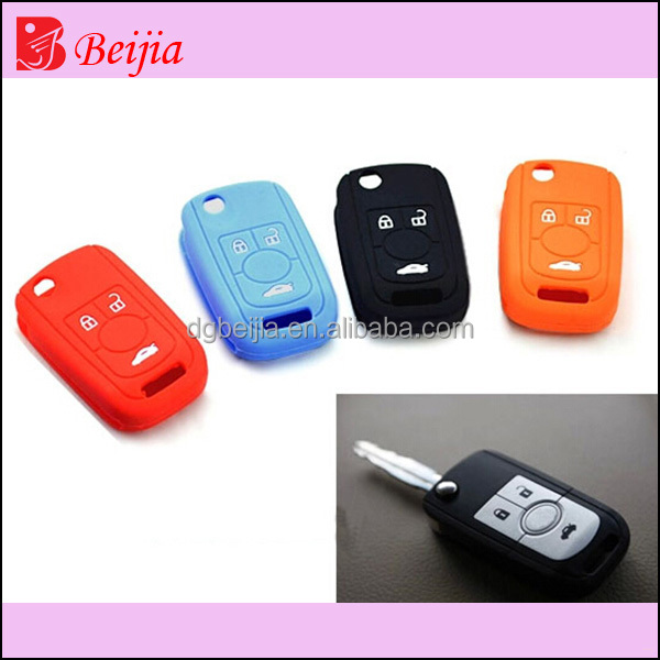 Hot sales 3 bottoms car remote key shell universal remote control car key