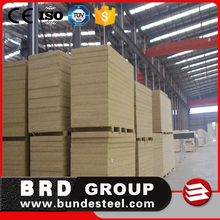 low price metal roof/wall sheet temporary building material