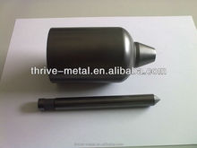 High Pure for Melting Copper Brass Aluminum Graphite Crucible