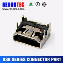 Tablet PC and etc Audio & Video ps4 HDTV Application and Male Gender mini hdmi male connector