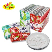 Halal Cheap Mix Taste Fruit And Mint Xylitol Chewing Gum