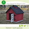 Fir wood waterproof eco-friendly dog house for sale