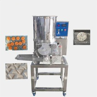Automatic Hamburger Burger Patty Forming Machine/electric crepe maker machine/electric pie maker