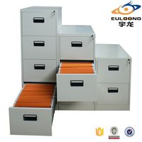 Metal Office Furniture Hot Sale 3 Drawer Vertical File Compactor