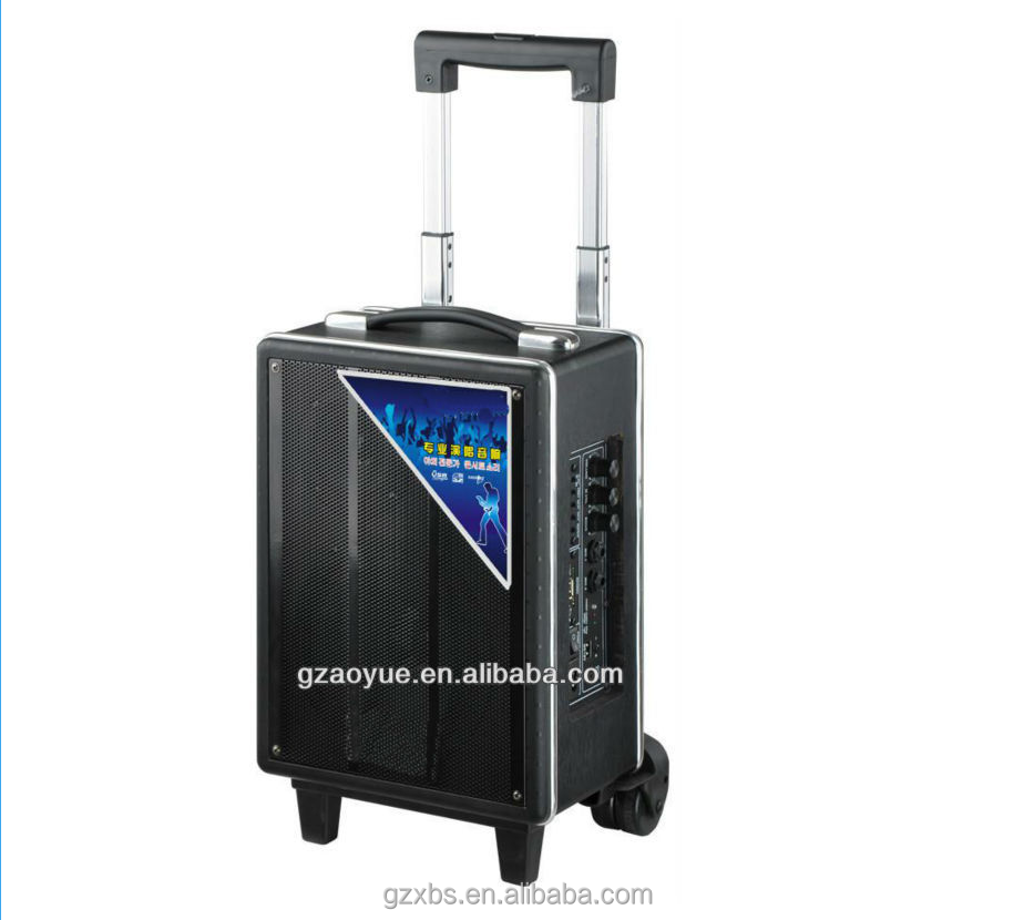 Portable Guitar Trolly mini portable Amplifier Speakers