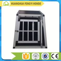 Small Moq Fiberglass Dog Cage Low Price