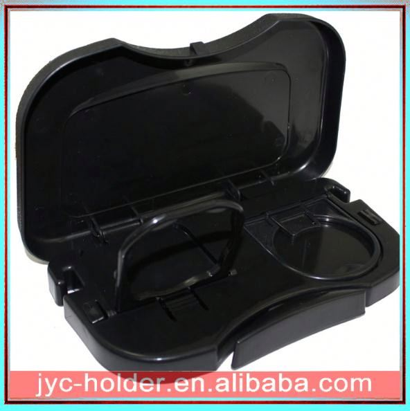 organizer cars front with trays table , NA085 drink holder