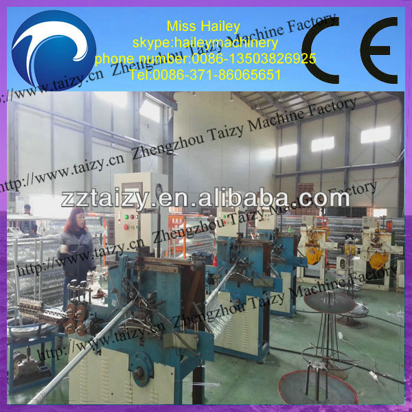 high output clothes hanger forming machine/Manufacturer laundry high output wire hanger making machine