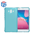 Anti-knock Edge Design Crystal Transparent TPU Case For Huawe Mate 10 Cover