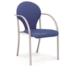 stackable metal frame office chairs meeting chair,conference chair good quality