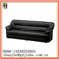 black PU/PVC Leather Furniture