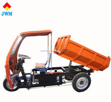 Quality and quantity assured mini dump truck electric delivery tricycle
