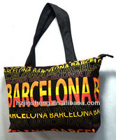 New Canvas Barcelona City Souvenir Bag For Promotion
