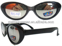 2013 fashion children's plastic sunglasses vogue kids sunglasses