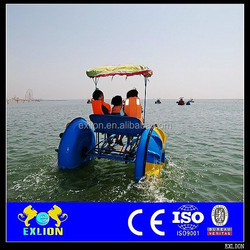 Suitable for water park, swimming pool, 3 wheel water bikes