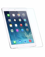 Factory price 2015 new screen guard for ipad air tempered glass,laptop tempered glass price LCD screen protector for ipad air