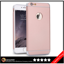 Keno 3 in 1 Ultra Thin and Slim Design Coated Premium Non Slip Surface with Excellent Grip Case Fit for iPhone 6