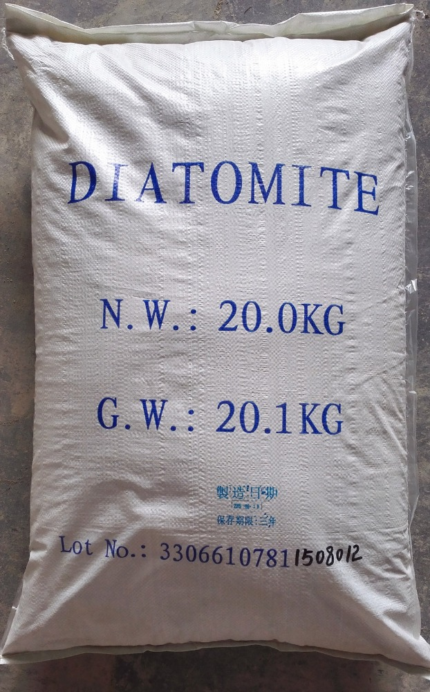 Diatomite Absorbent Graininess Oil Absorber