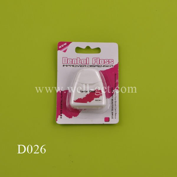 Silk Fruit Flavor Dental Floss Wholesale