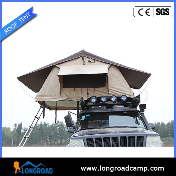 Portable 2persons single layers boat tents