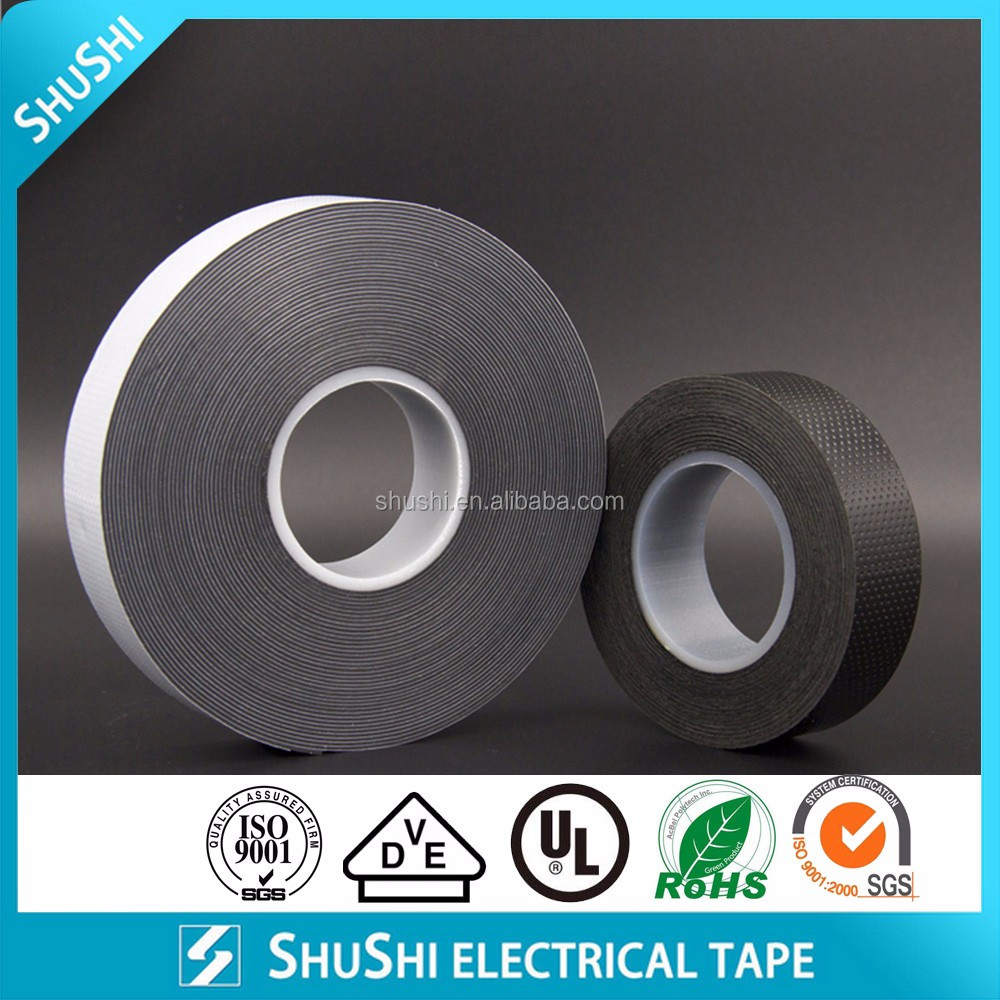 self-adhesive bitumen sealing tape, self-adhesive rubber membrane, bitumen roofing tape