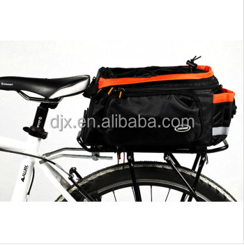 Cycling Frame Pannier and Front Tube Cell Phone Bag package bicycle Backseat pack