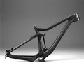 29 inch Paint mtb frame carbon Super Light Weight 148*12 or 142*12mm Alex full suspension mountain bike frame