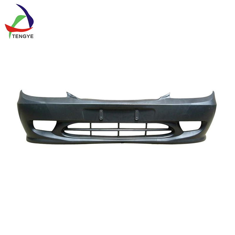 latest new car molding rear diffuser front bumper for tiguan