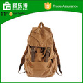 British style school bag canvas bag shoulder backpack