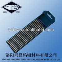Super quality custom golden bridge welding electrodes
