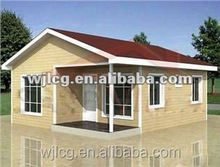 T Type Durable Economical Prefabricated House/villa/office From China Supplyer