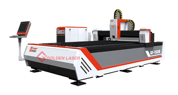 GF-1530 fiber laser cutting metal machine 750X400