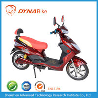 Hot Sale CE EEC TUV Approved Tubed Tyre Electric Chinese Moped Prices in China